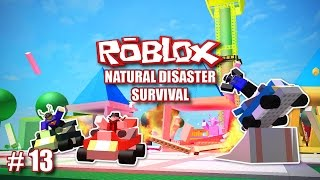 RAW ANGER (Roblox: Natural Disaster Survival #13)