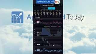 Review: Weather Underground Storm App