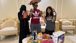 حمده تبيع مقاضي رمضان علينا!