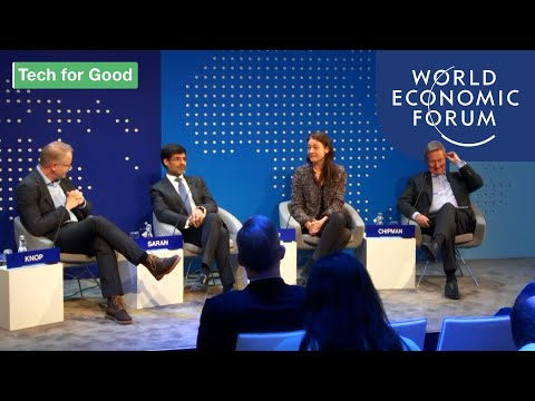 The Global Impact of a Tech Cold War | DAVOS 2020