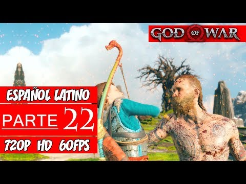 God of War PS4 | Walkthrough en Español Latino | Parte 22 (Sin Comentarios)