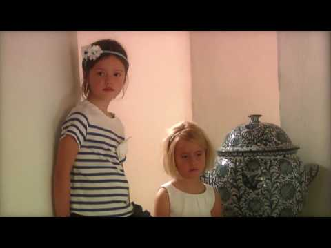 ZARA Spring / Summer 2010 - Kids - Making of
