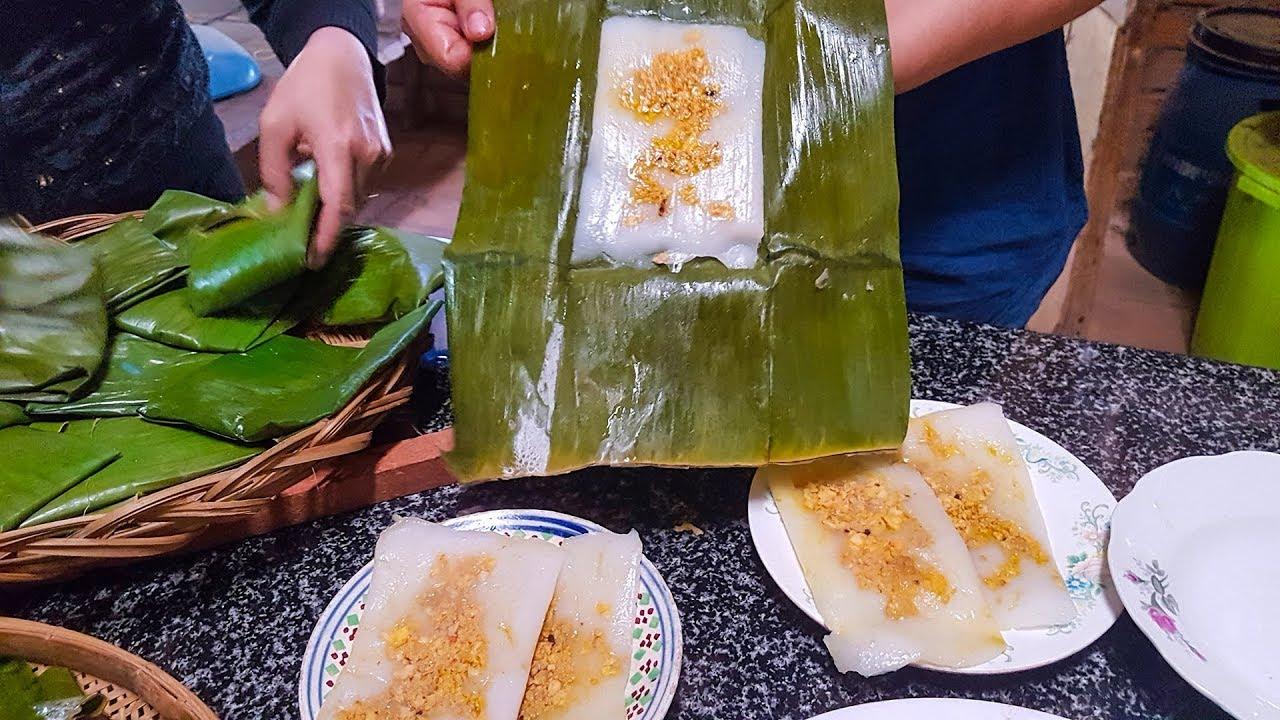 Lam Thử Banh Nậm Huế ăn Chơi Miền Tay Tv Youtube