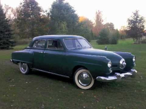 Studebaker Commander Land Cruiser - 1950