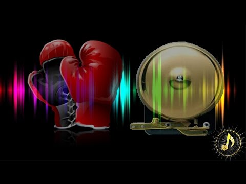Boxing Bell Start Round Sound Effect