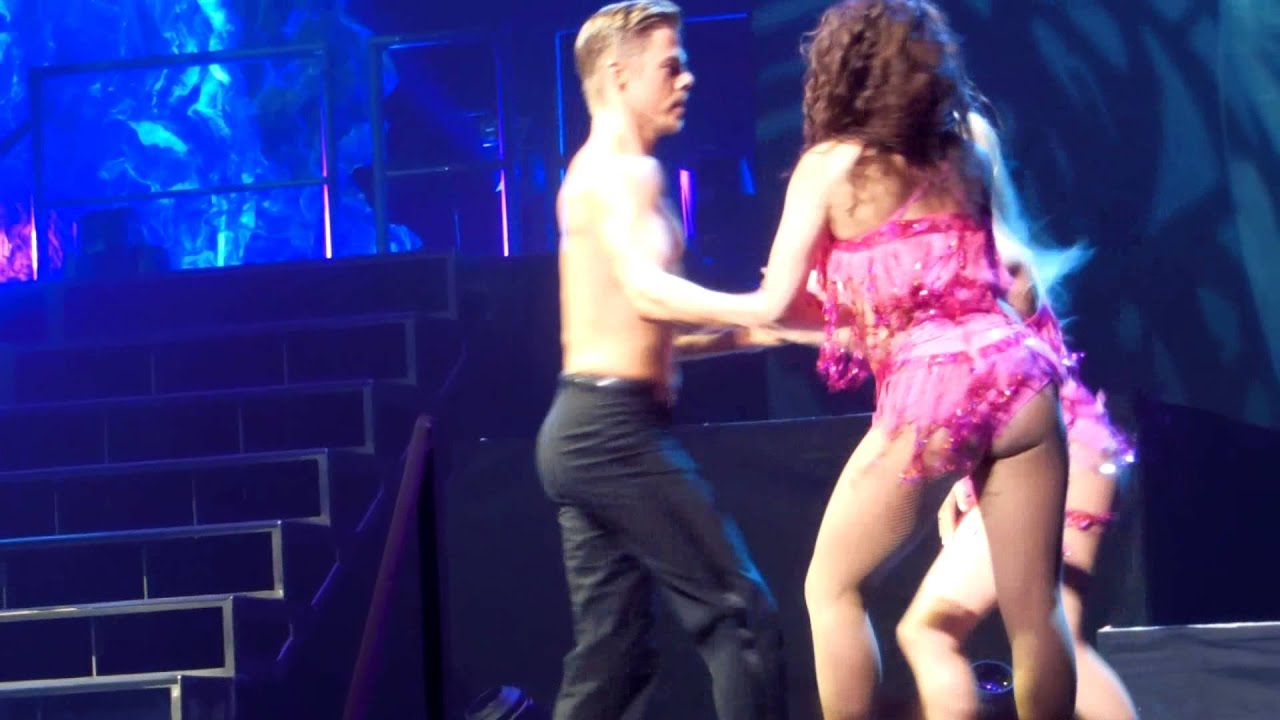 Derek And Julianne Hough Dance Tour