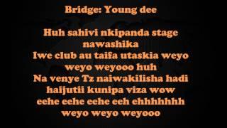 Navy Kenzo ft Young Dee -  Viza