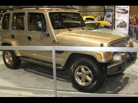 519 jeep dakar 1997 prototype car youtube. Black Bedroom Furniture Sets. Home Design Ideas