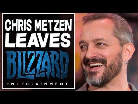 Chris Metzen Leaves Blizzard