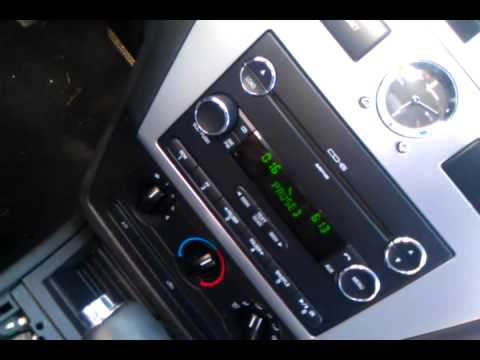 hqdefault retrofit ford sync in 2008 mercury milan youtube Aftermarket Radio Wiring Harness at edmiracle.co