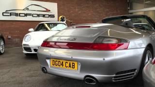 Porsche 911 Carrera 4/4S Coupe and Cabriolet Videos