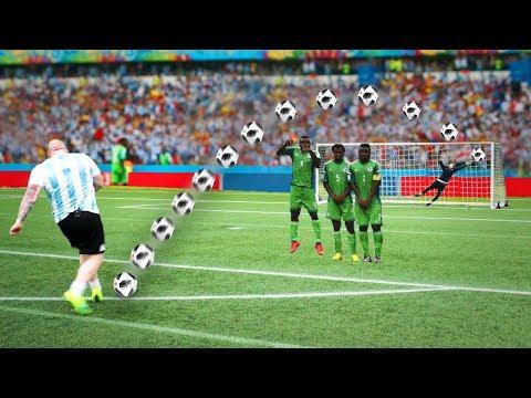 XO RECREATING WORLD CUP GOALS CHALLENGE