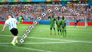XO GOALS RECREATED FOOTBALL CHALLENGE