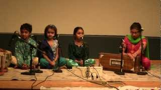 Alankar School of Indian Classical Music - Jun 10th 2012 Concert - Devi Daya Karo - Raag Hansvadhani