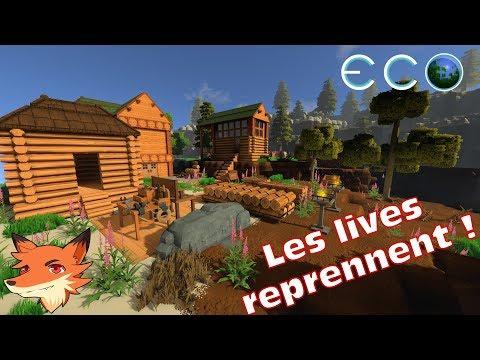 Live #1 sur ECO - On joue sur une map 3 fois plus grande ! Live tout les jours à 15 heures !