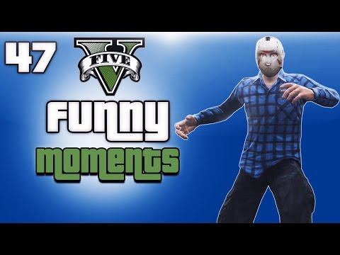 GTA 5 Online Funny Moments Ep. 47 (Lui's...