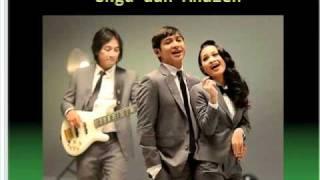 """"""" Saat Bahagia """" dengan lirik ( oleh Pasha Ungu dan Andien )"""