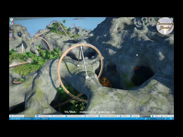 Let's Play Planet-Coaster | Vorstellung: Land of Legends 2/2 | Folge #010