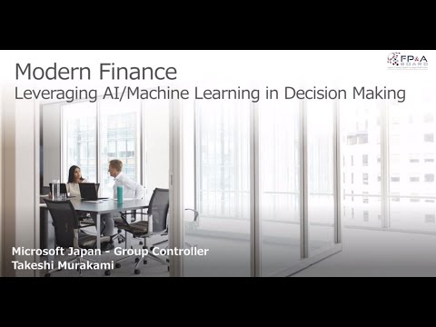 Modern Finance. Leveraging AI/Machine Learning in Decision Making
