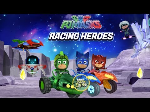 PJ Masks: Racing Heroes | Race With Catboy, Owlette And Gekko! By Entertainment One