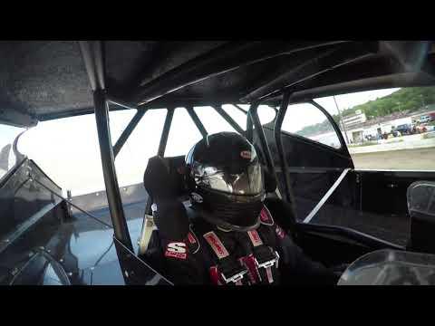 Jeff Watson #22   Practice:Qualifying:Heat Race Lebanon Valley Speedway 2017