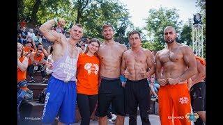 WORLD StreetLifting and Workout Records Championship VLOG - trip to Kiev 2018