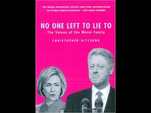 Christopher Hitchens - Hillary Clinton is no Iron Lady,