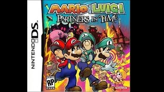 Mario & Luigi: Partners in Time Longplay