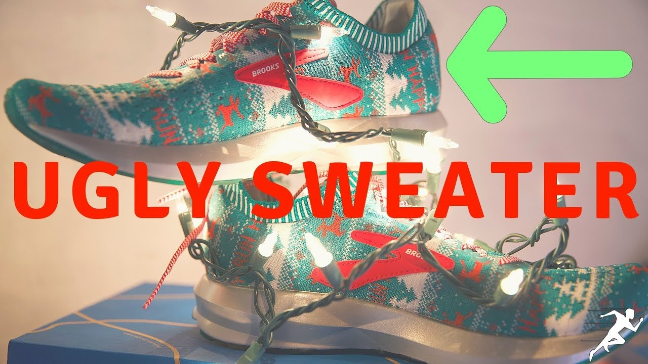 d7aaf27bcd9 Brooks Levitate 2 Ugly Sweater - Upper vs Midsole
