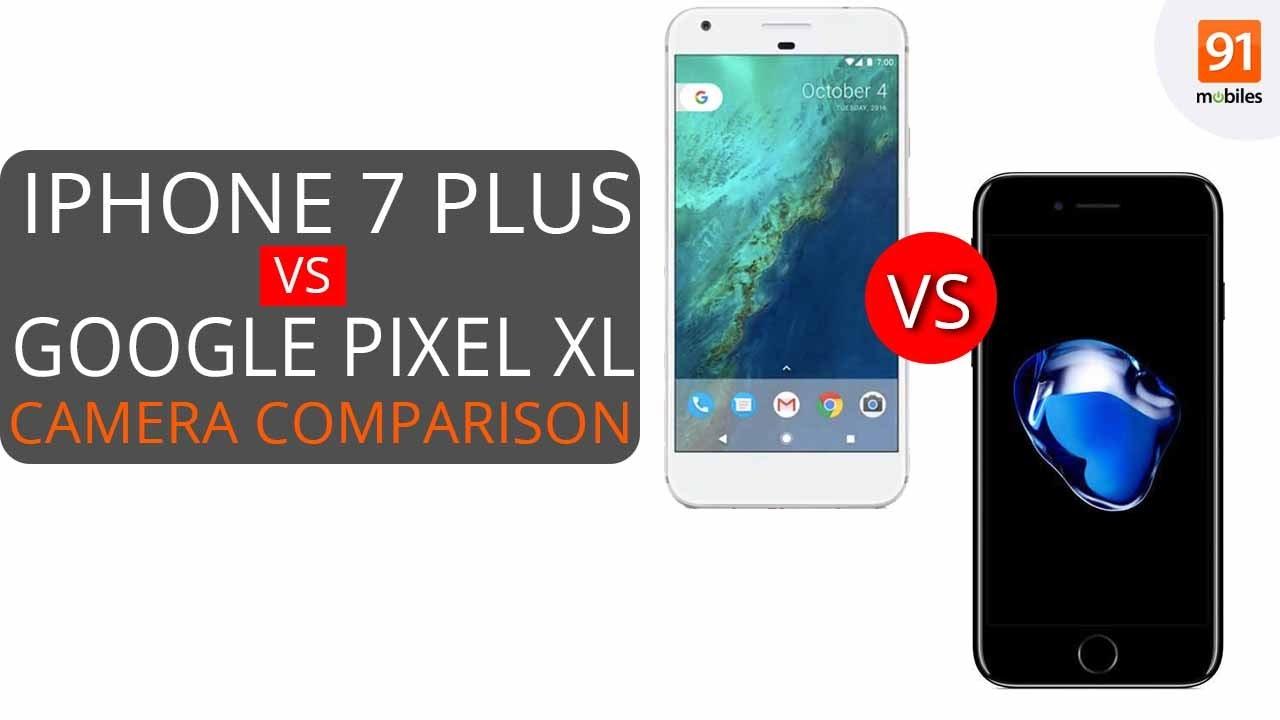 Google Pixel Vs Iphone 7 Camera Comparison