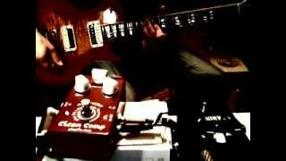 PIOD clean compressor Ukraine guitar pedal(Краткое демо гитарного компрессора Piod clean compressor (Made in Ukraine). Сделан по мотивам Ross компрессора. Даёт хороший..., 2014-01-20T18:17:41.000Z)