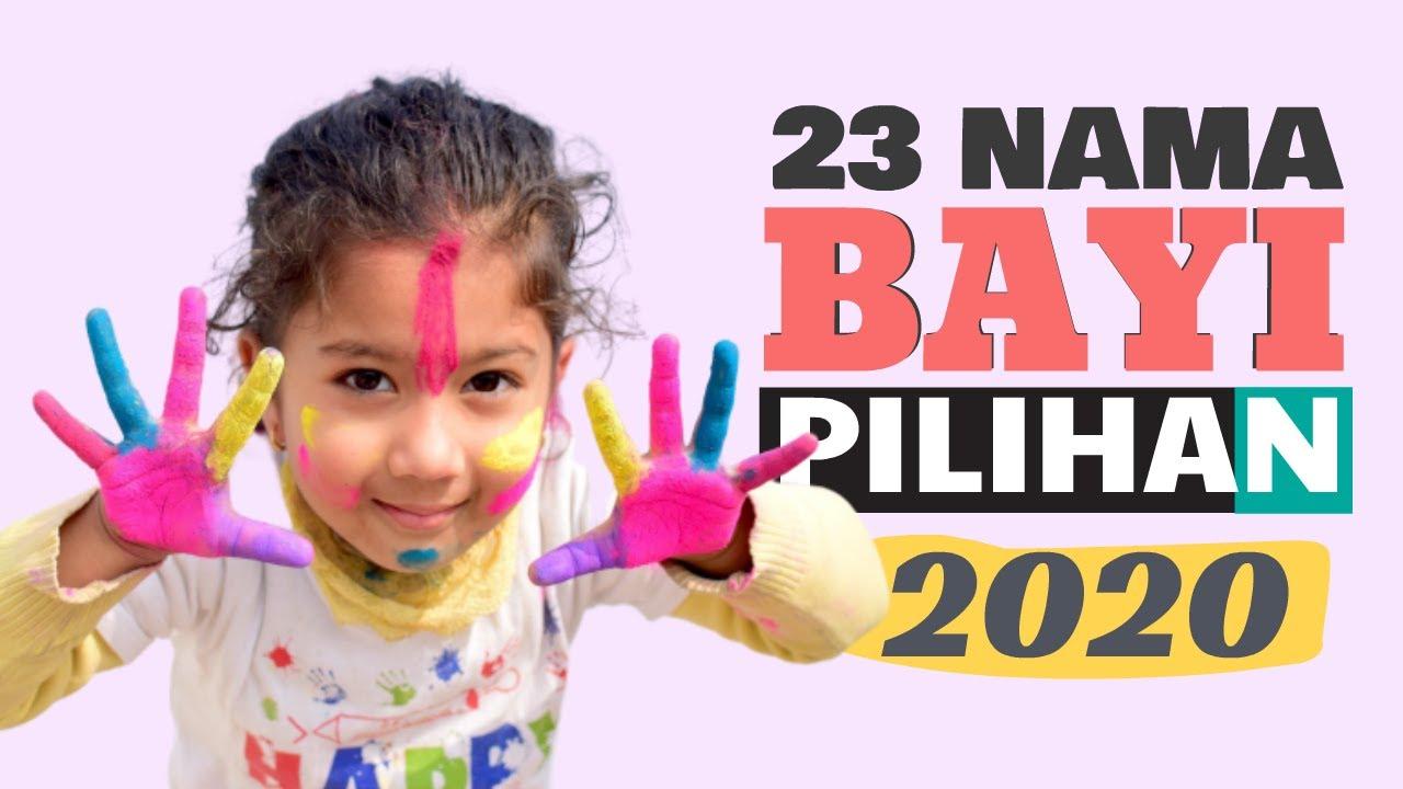 23 Rekomendasi Nama Bayi Perempuan Islami Terbaru Awalan B Serta Artinya - Pilihan 2020 🔥