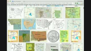Where is the Yellowstone National Park Located