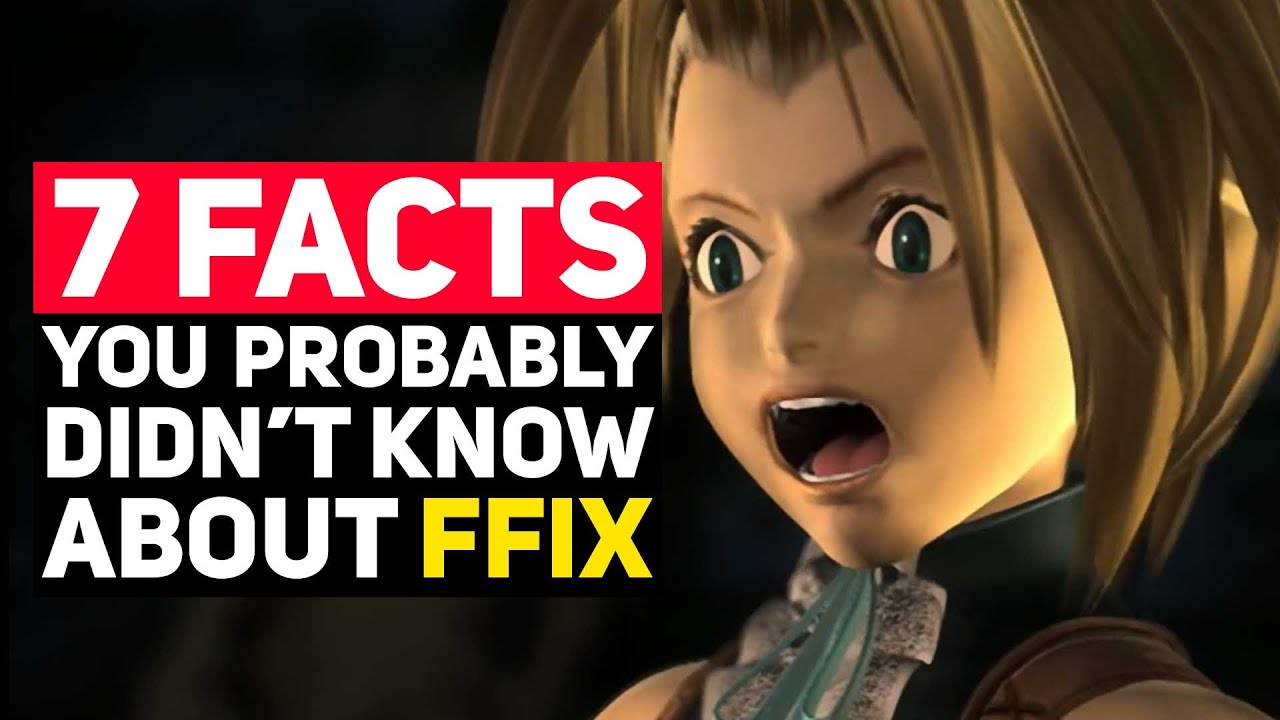 7 Final Fantasy IX Facts You Probably Didn't Know
