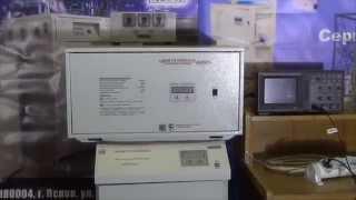 видео Трехфазные стабилизаторы Штиль серия R