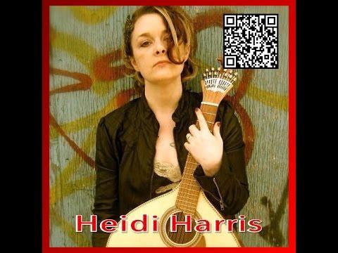 A Chance encounter with Heidi Harris