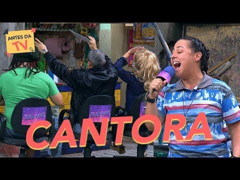 Marraia virou cantora no THE VOICE da comunidade  Tô de Graça  Nova Temporada  Humor Multishow