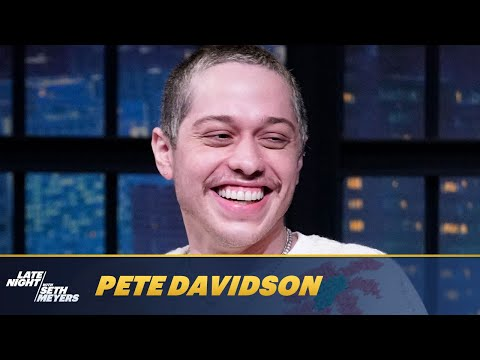 Pete Davidson Reveals Why He Had Some of His Tattoos Removed