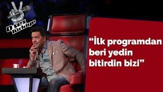 Beyaz'dan Murat Boz'a sitem! | O Ses Türkiye 2018