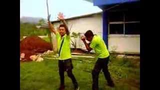 Referi de el !° evento boxistico de Maravilla Tenejapa Chiapas (COBACH 84)