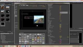 Титры в конце видео фильма Adobe Premiere Pro CC Уроки видеомонтажа