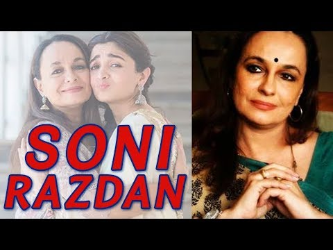 The Unforgettable Actress - Soni Razdan