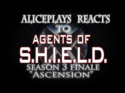 AGENTS OF SHIELD SEASON 3 FINALE REACTION - ASCENSION
