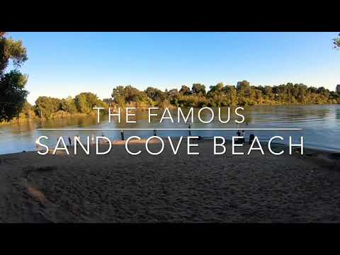 The Famous Sandy Cove Beach Salmon Fishing Sacramento River