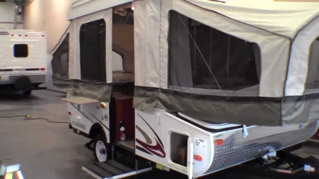 Greg S New 2011 Viking 1906st Tent Camper Thanks And