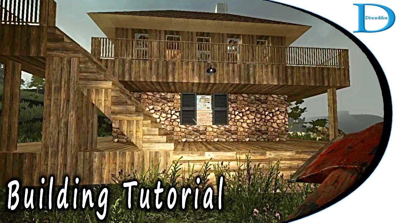 5 Building Tutorial Flagstone Adobe Prefab 7 Days To