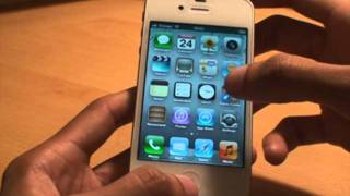 How to Take a Screenshot / Screen Capture / Screen Print, iOS5 iPhone