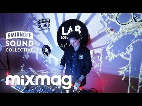 JIMMY EDGAR and VIN SOL for an Ultramajic takeover in The Lab LA