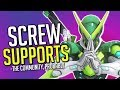 Why is Support HATED? Why is Dive HATED? | Overwatch