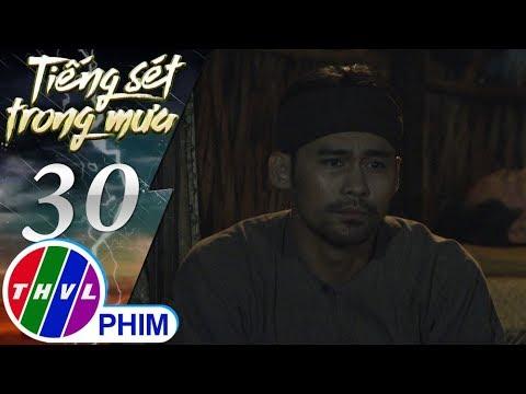 THVL | Tiếng sét trong mưa – Tập 30[1]: Hải tự hứa sẽ trở về cưới vợ sinh con cho má vui lòng